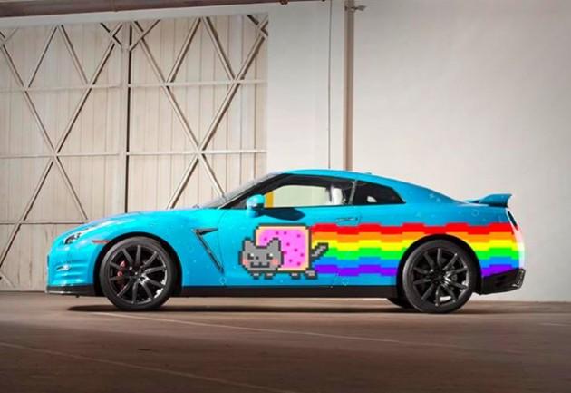 Deadmau5 GT-R