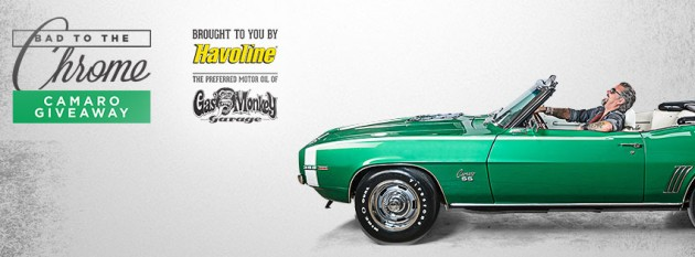 Havoline Bad to the Chrome Giveaway