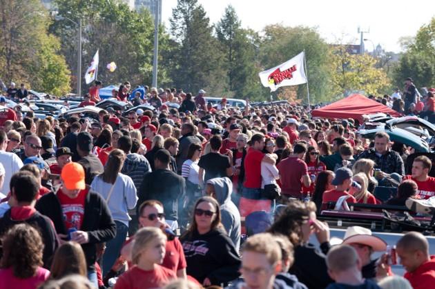 Homecoming Illinois State Hyundai sponsors Hyundai Promotes NCAA Football