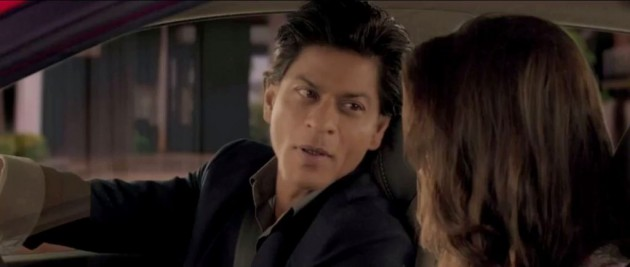 Hyundai Xcent Spokesperson SRK India 1