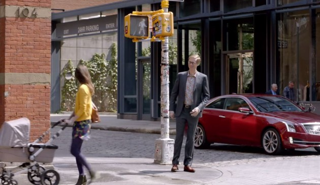 2015 Cadillac ATS Coupe ad