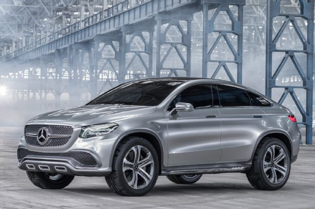 Ml coupe to be built at daimler s vance al plant the for Mercedes benz in vance al