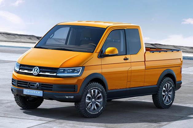 The Volkswagen Tristar Truck Concept