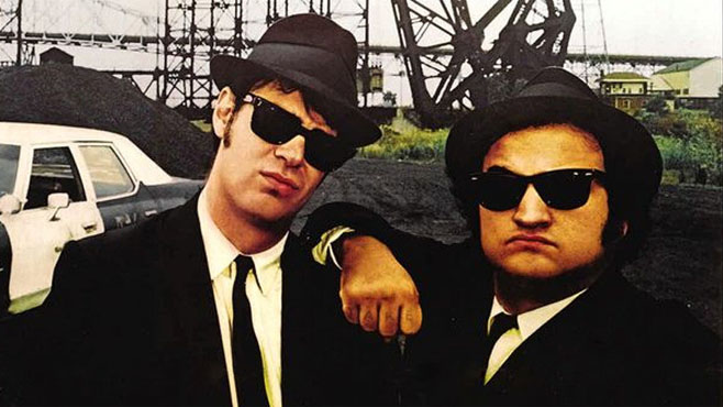 Best Road Trip Movies: The Blues Brothers Review