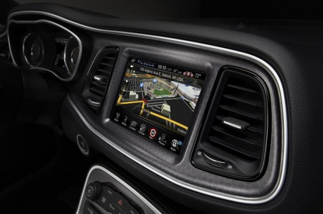 Chrysler Group's Uconnect system