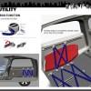 Urban Utility Concept Car