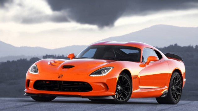 Dodge Viper TA 2.0 2014 Road & Track Performance Car of the Year