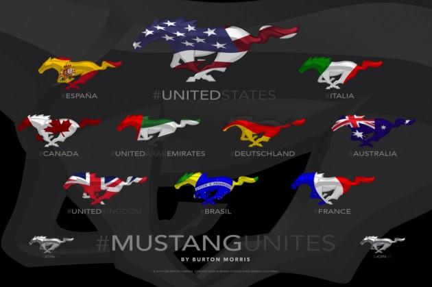 Mustang Unites