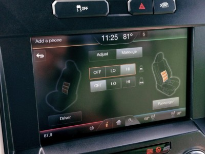 10 Driver-Assist Features in the 2015 F-150