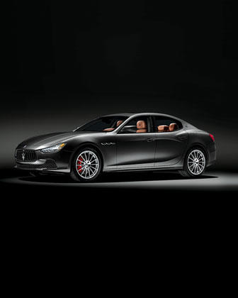 100th Anniversary Maserati Ghibli S Q4