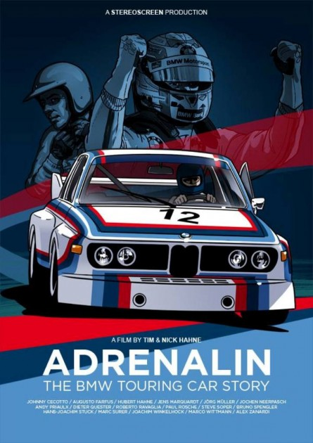 BMW Touring Car Movie poster