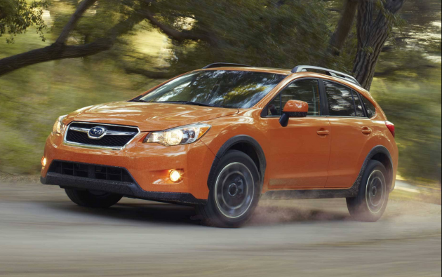 2015 Subaru XV Crosstrek and XV Crosstrek Hybrid Receive New Safety and Infotainment Tech