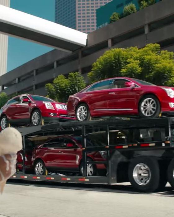 2015 Cadillac ATS Sedan Ad Turns Head, Has Poor Taste In