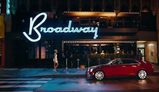 2015 Cadillac ATS Sedan Ad Turns Head, Has Poor Taste in Music | The