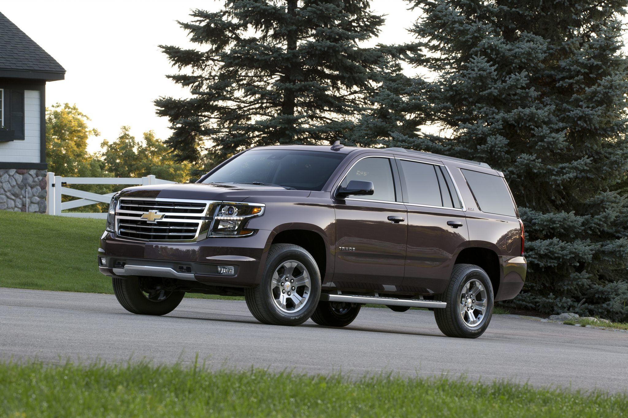 2015 Chevy Tahoe and Suburban Z71 Debut in Texas - The News Wheel