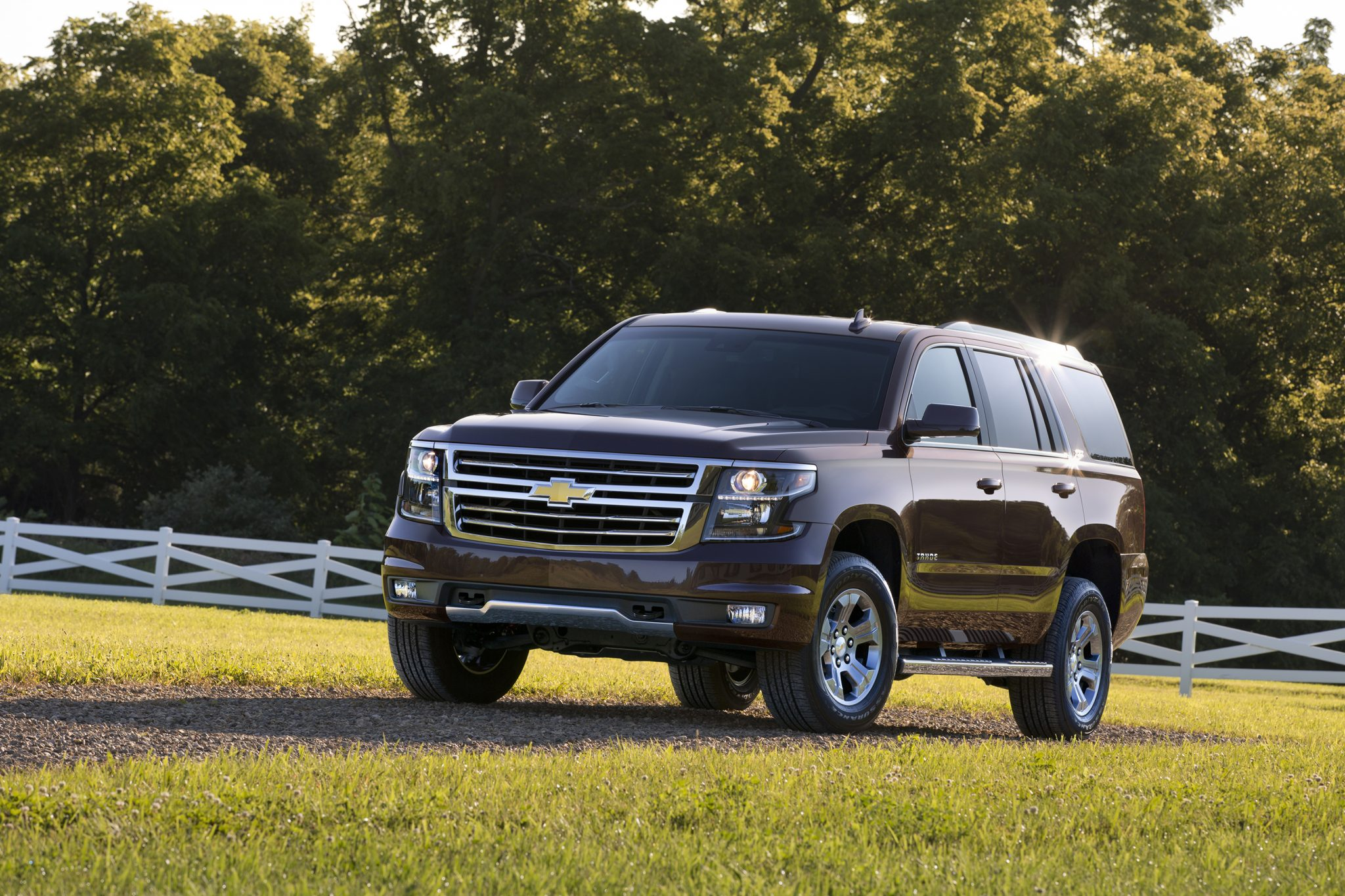 2015 Chevy Tahoe and Suburban Z71 Debut in Texas The News Wheel
