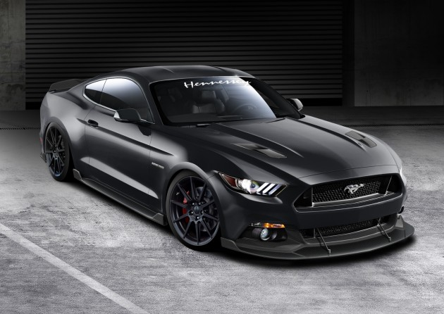 2015 Ford Mustang HPE700 Supercharged