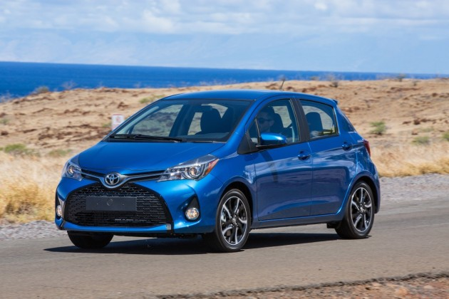 Toyota Safety Sense UK Yaris