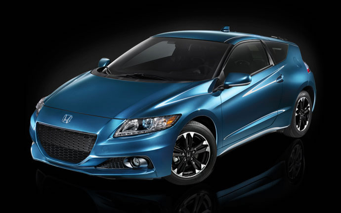 2015 honda cr z sport hybrid coupe goes on sale the news wheel. Black Bedroom Furniture Sets. Home Design Ideas
