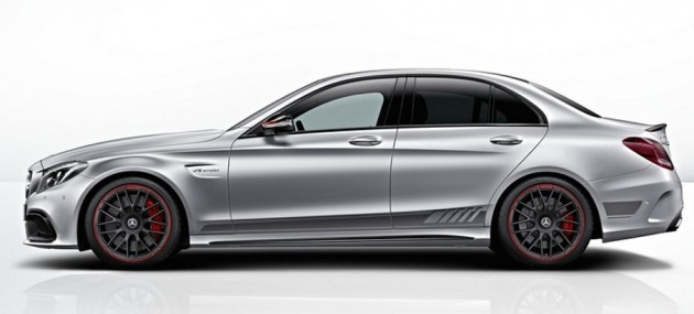Mercedes Amg C63 Edition 1 Is A Thing Of Beauty The News