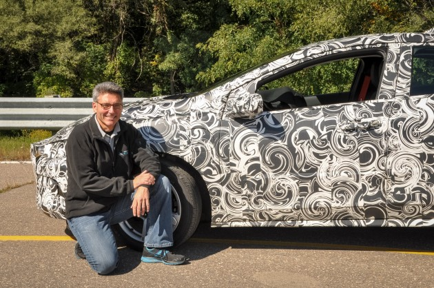 Chevy Volt Camouflage