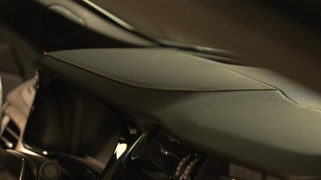 Cadillac cut-and-sewn interiors