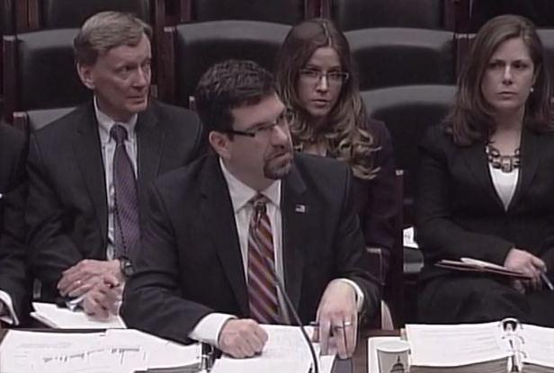 Current NHTSA chief, David Friedman