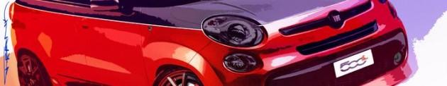 Mopar at SEMA 2014 | Fiat 500L Custom