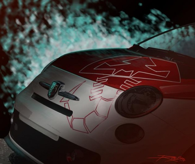 Fiat Abarth Scorpion
