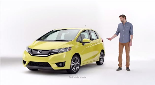 Nick Thune Drives Honda Fit for Lyft