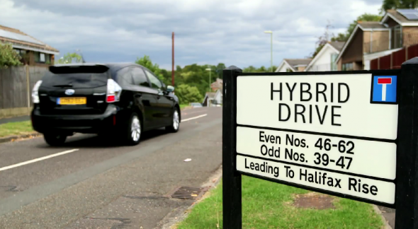 "Toyota ""Hybrid Town"" video"