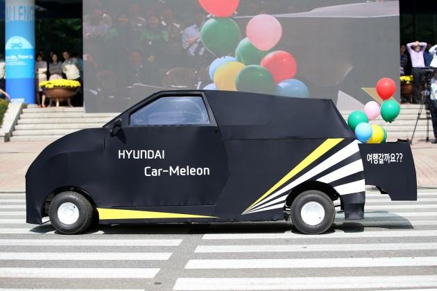 Hyundai Car-Meleon