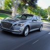 Hyundai Genesis ANCAP Highest Safety Score Ever grey exterior 2015