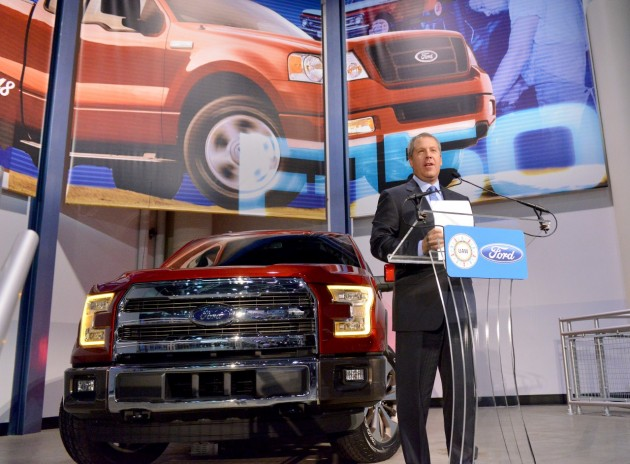 850 jobs at Ford Rogue Center