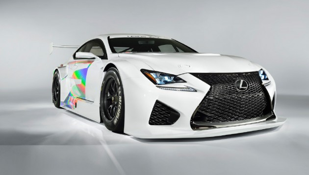 Lexus Rc F Could Join Supercars In The News Wheel