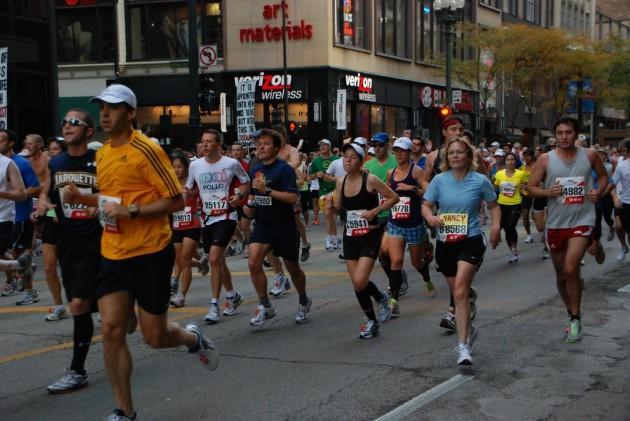 Mazda Chicago Marathon Sponsorship 2
