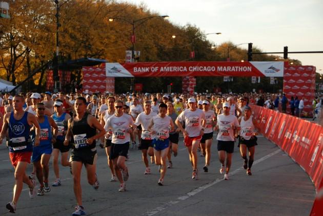 Mazda Chicago Marathon Sponsorship