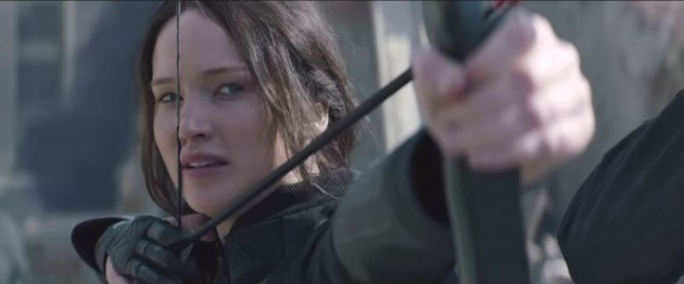Mazda Sponsors the Hunger Games Mockinjay Katniss