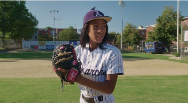 Mo'ne Davis Chevy Commerical