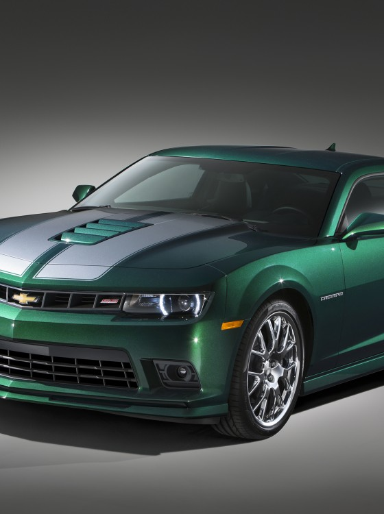 You Can Name The 2015 Camaro Special Edition The News Wheel