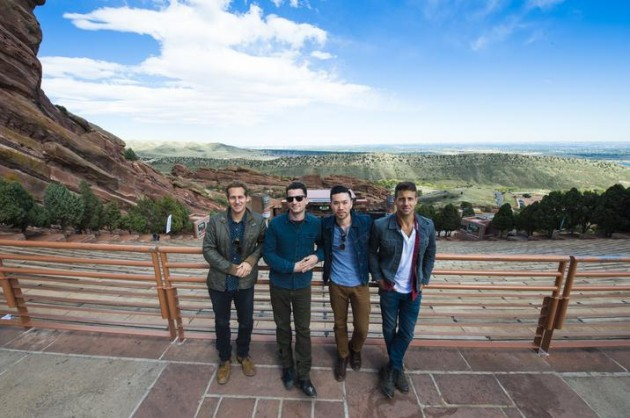 O.A.R. and Jeep Collaborate for Jeep on the Rocks Concert