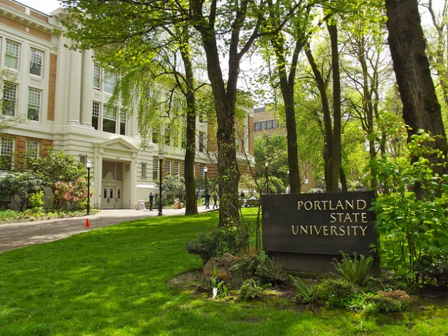 Portland State carbon credits