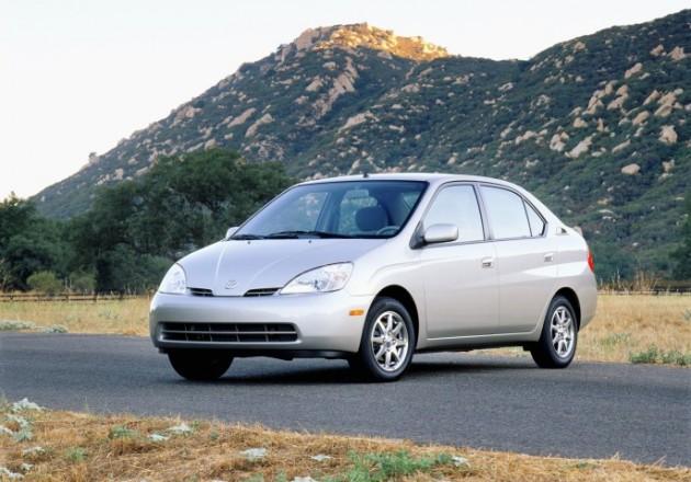Toyota Odometer