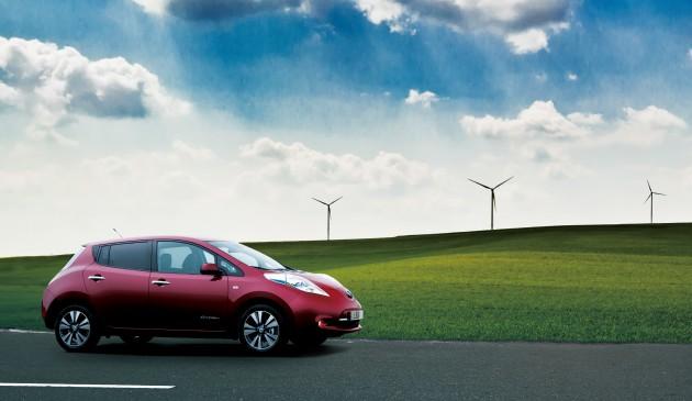 Nissan Scores 100A