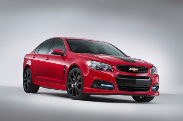 Chevy's 2014 SEMA Lineup: SS Sport Concept