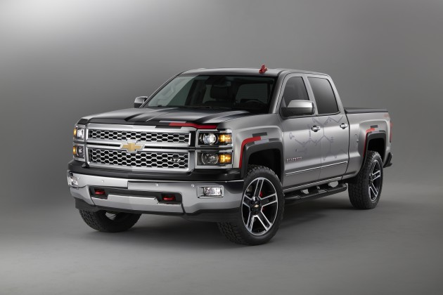 The Silverado Toughnology concept