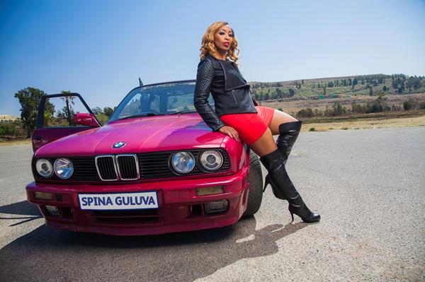 Spinning cars with Khabonina Qhubeka