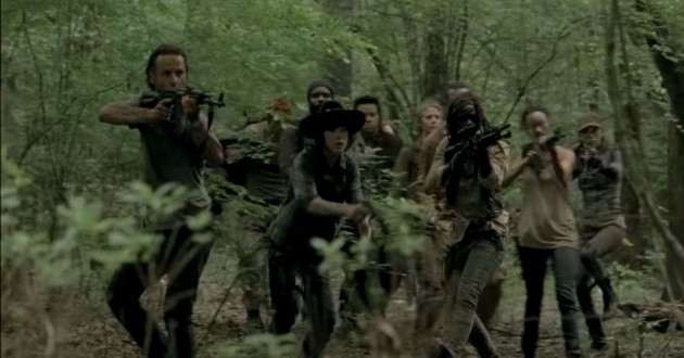 The walking dead casualties loses Hyundai2