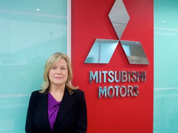 New Mitsubishi Customer Service Manager Tricia Kuzyk