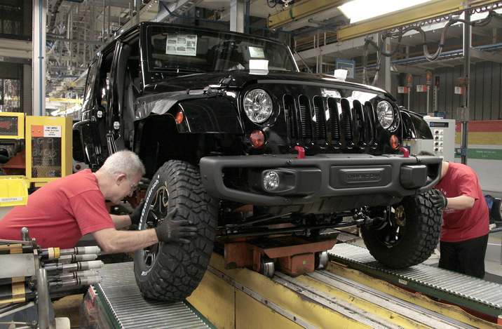 Aluminum-Body Jeep Wrangler Coming in 2017